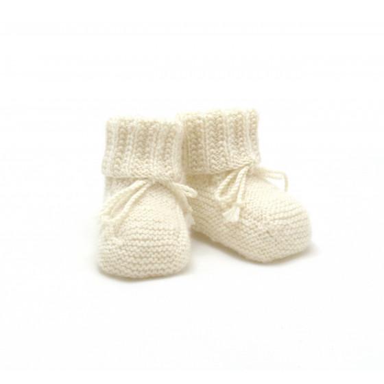 Chaussons mixte laine mérinos