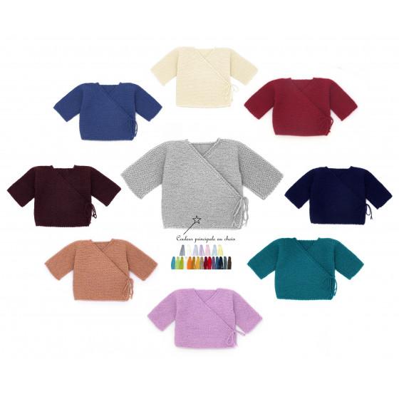 exemples de couleurs disponibles