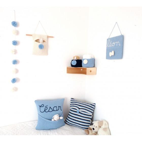 décoration chambre bébé et enfant par les mamies tricoteuses expertes