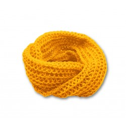 Snood Chamallow Safran