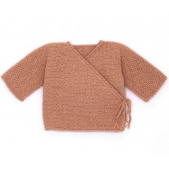 Kit tricot Brassière 0-1 mois Tidoobio